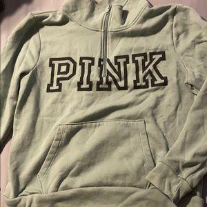Victoria's Secret 3/4 zip pullover